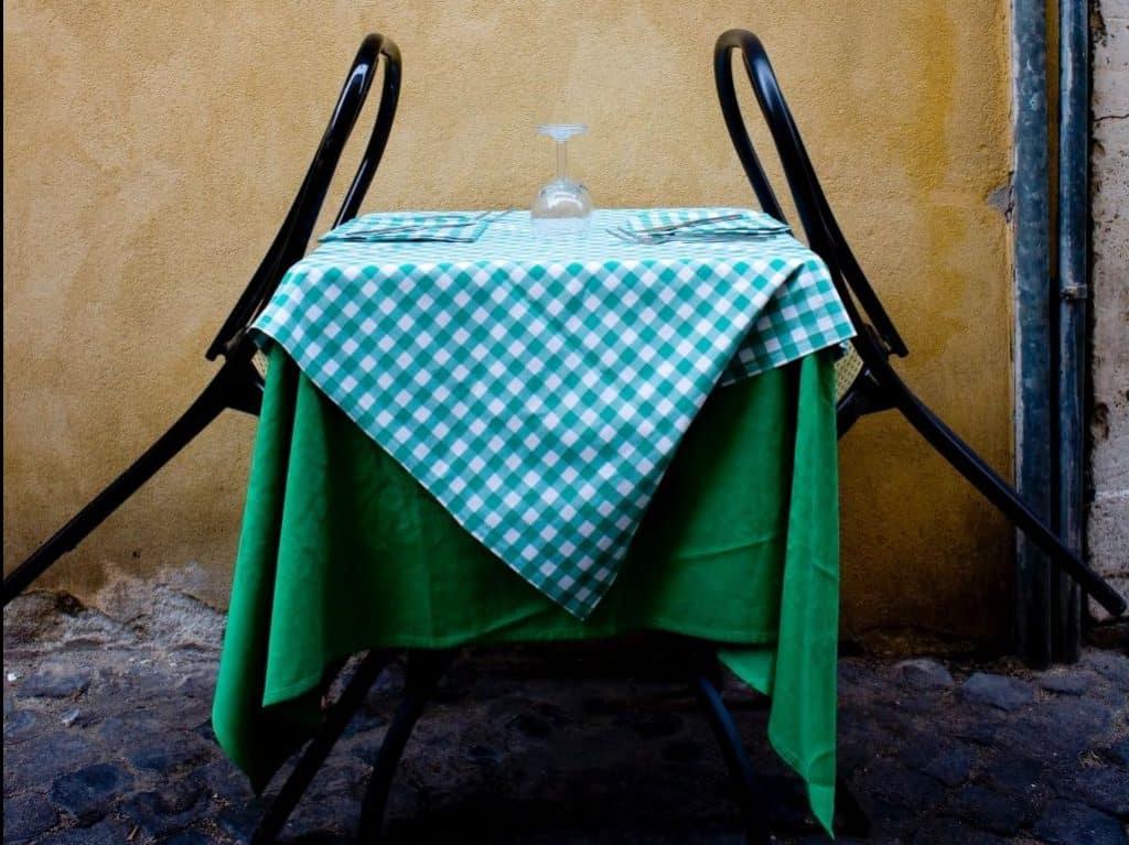 aperitif ou manger a rome