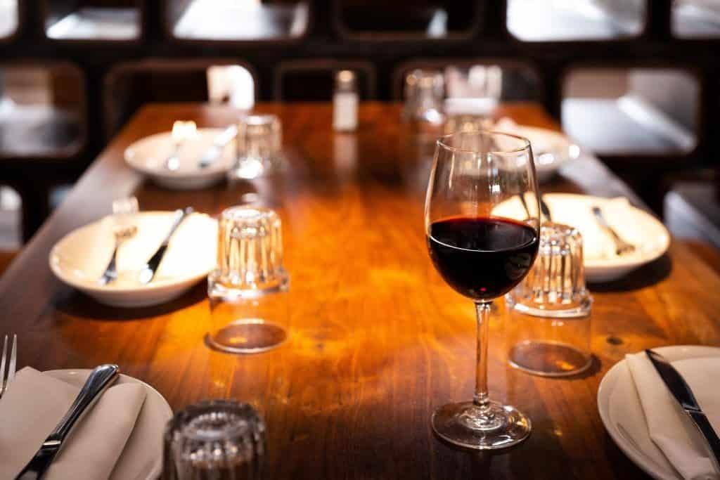 bar vins restaurant rome