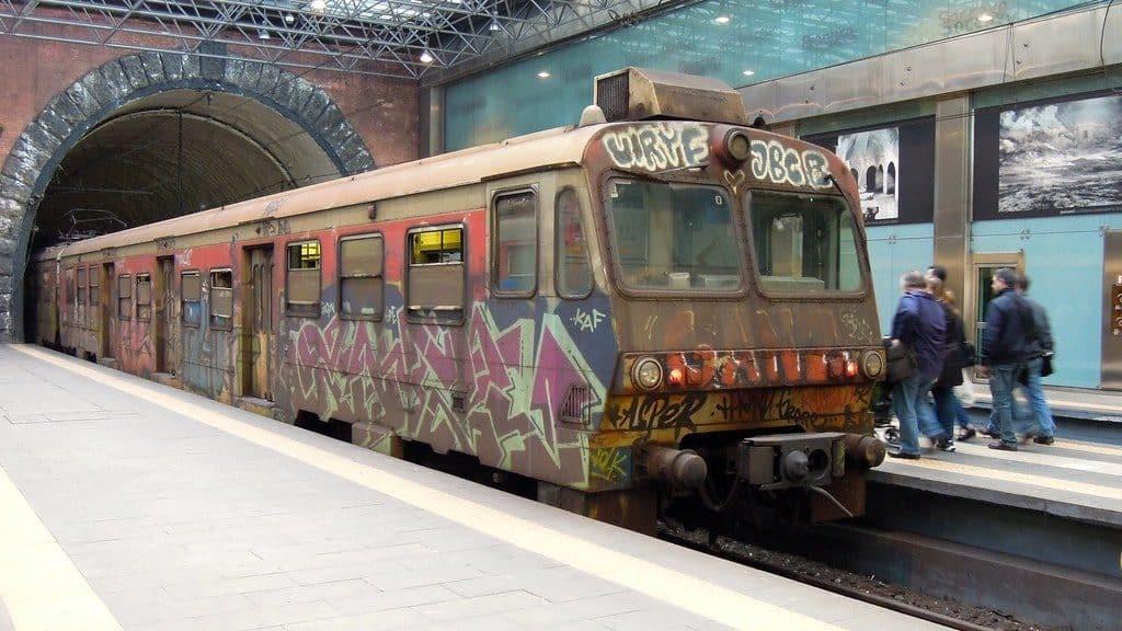 metro rome horaire