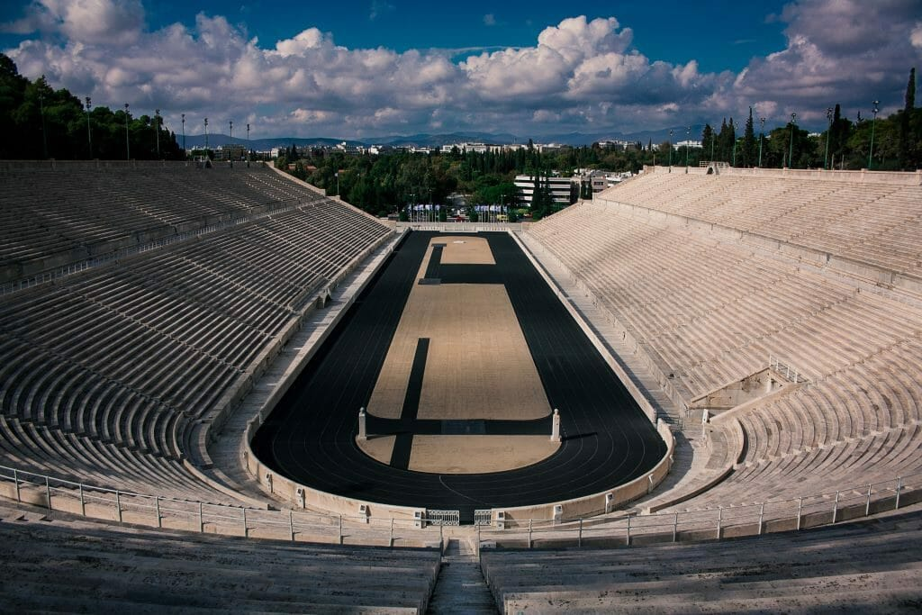 stade panathenees stade olympique incontournable athenes