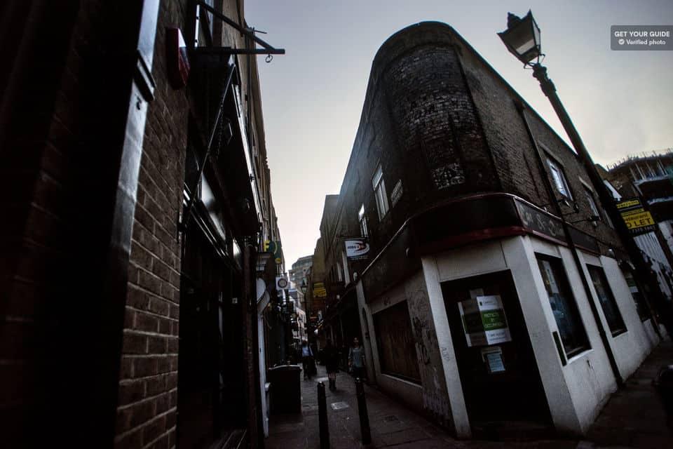 visite guidee Londres sur les traces de Jack Eventreur