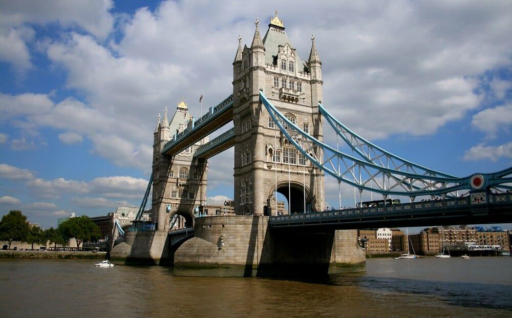 visite guidee de Londres à pieds