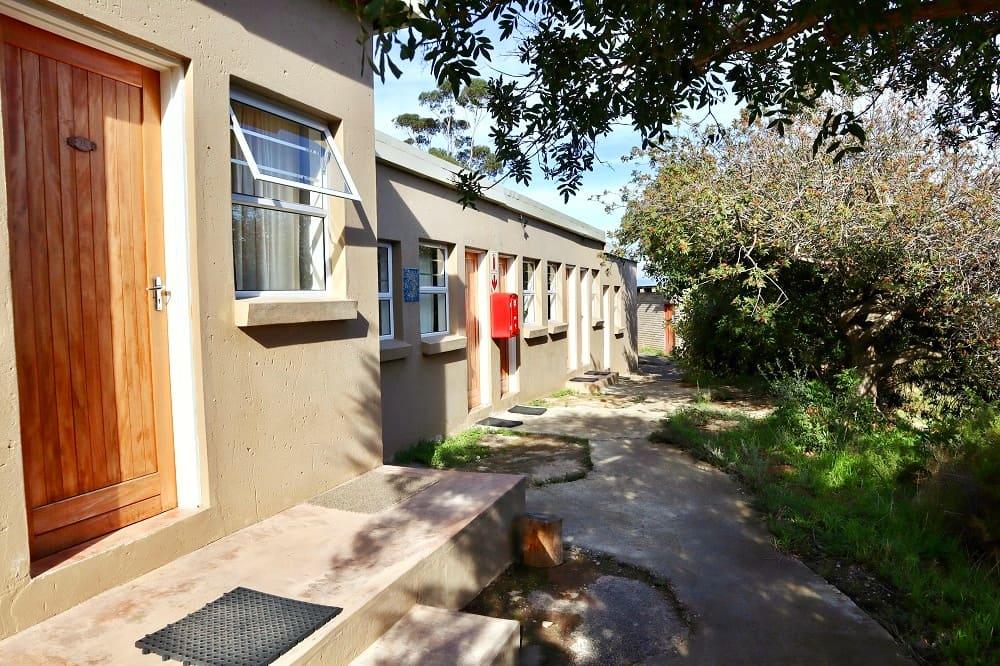 les hebergement du centre Vipassana en Afrique du Sud