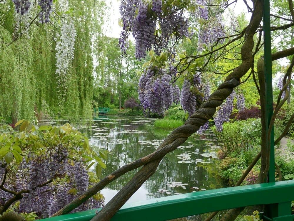 visite de giverny Jardin Claude Monet parc