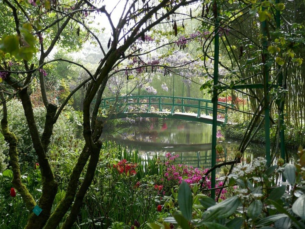 visiter Jardin de Claude Monet