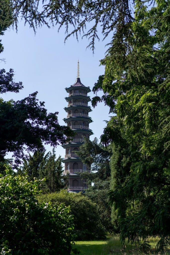 jardin japonais kew gardens londres