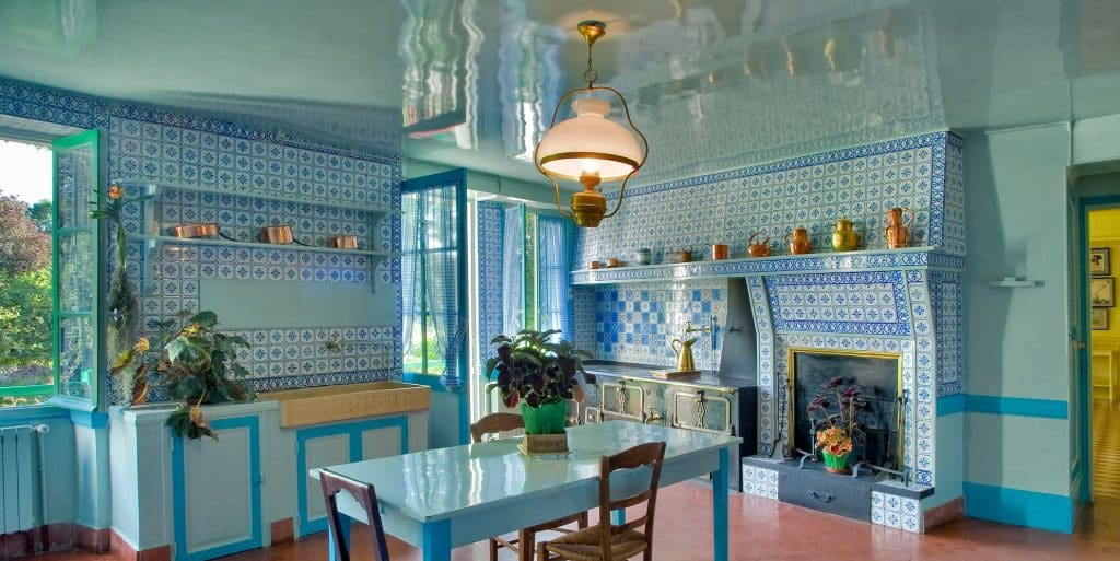Maison de Claude Monet musee giverny