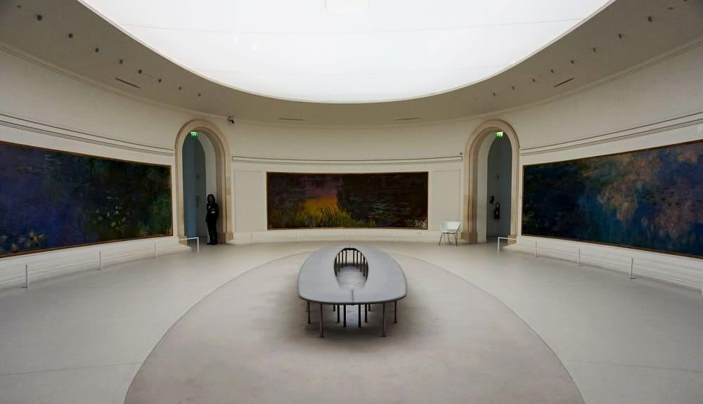 Musee paris Orangerie