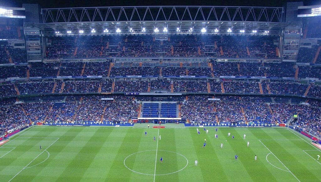 real madrid vs levante visite stade real madrid