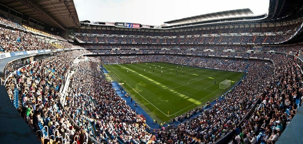 visite stade real madrid
