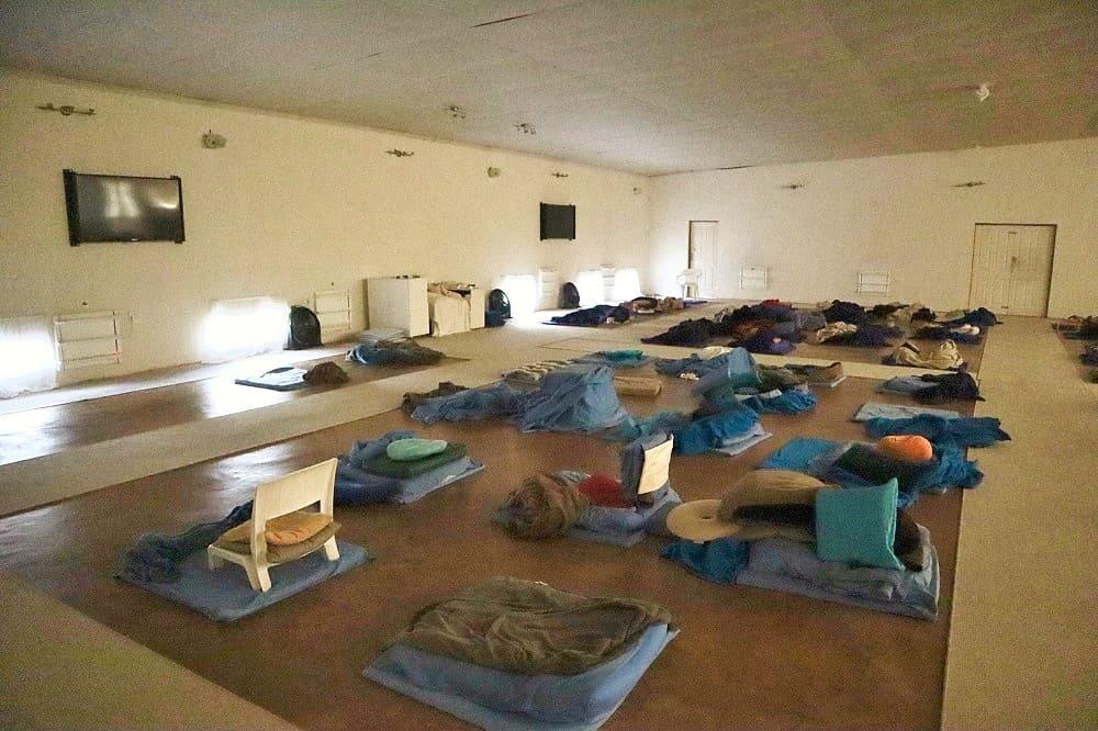Salle de meditation Vipassana à Worcester
