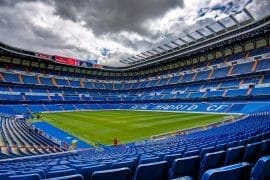 visite stade real madrid