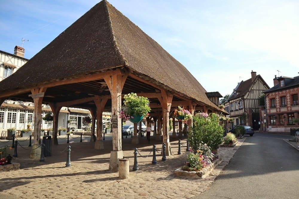 weekend en Normandie
