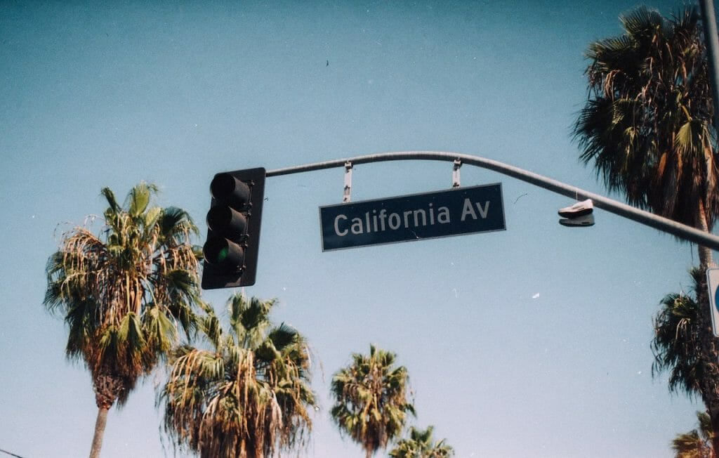 road trip voyage en californie