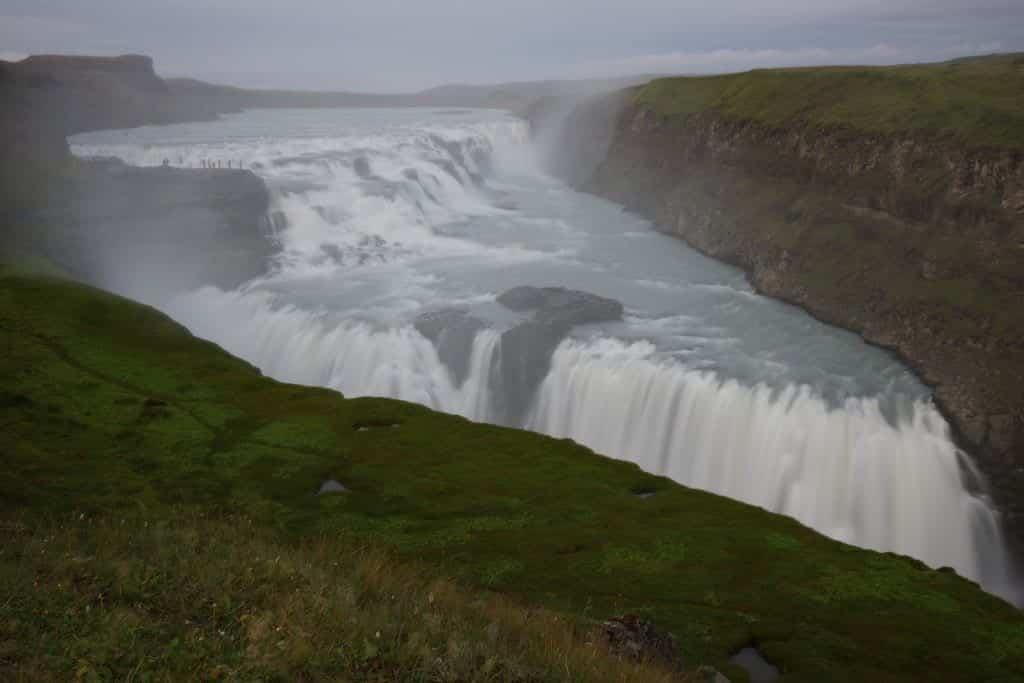 cascade gullfoss que faire en islande