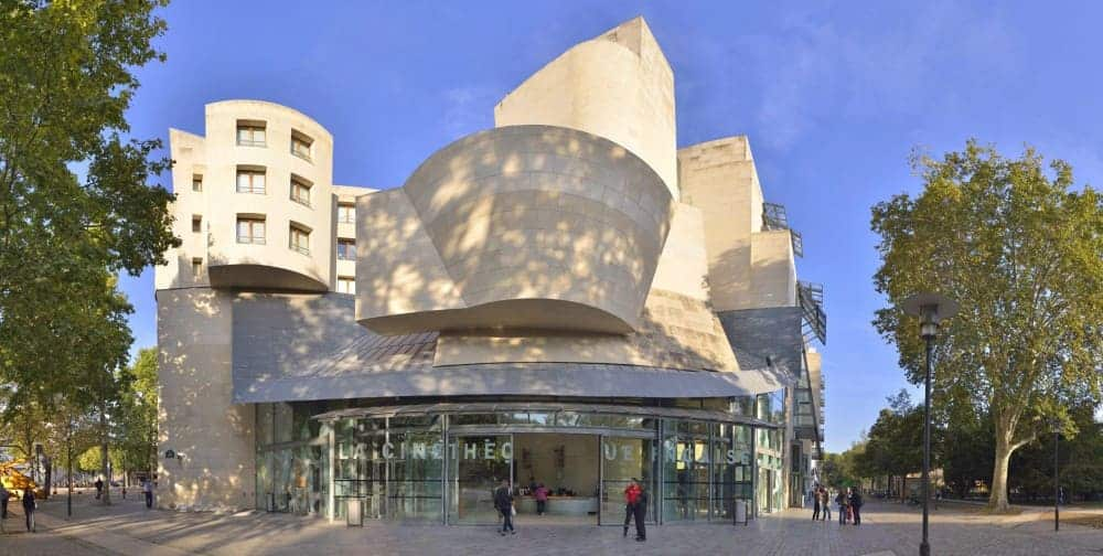 cinematheque francaise musee paris