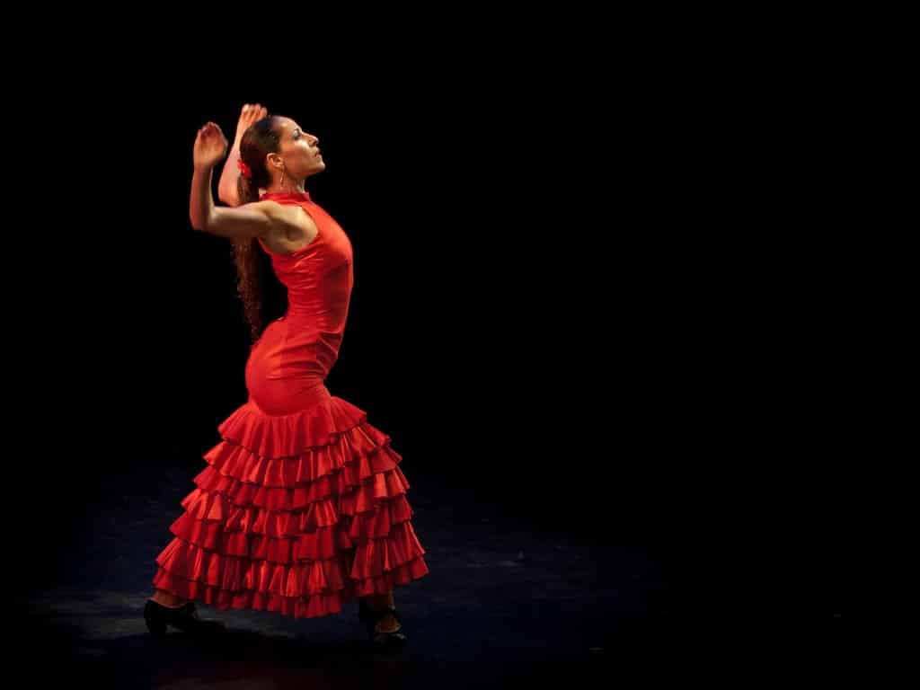 danseuse spectacle flamenco barcelone