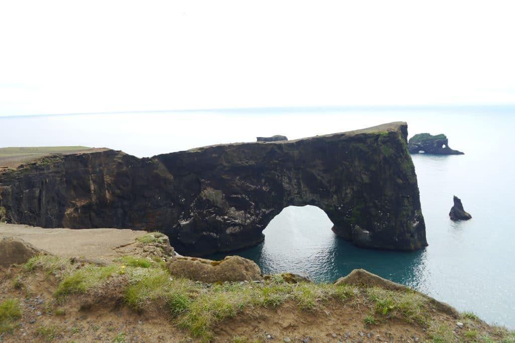 Dyrholaey voyage en islande