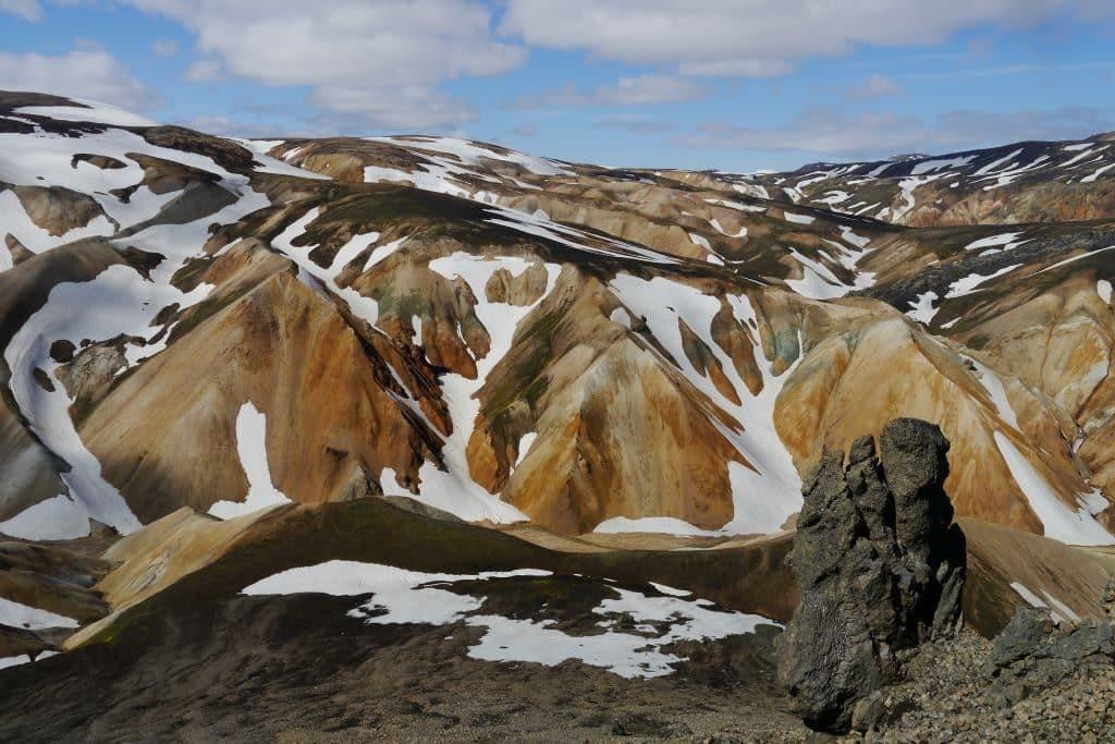 Landmannalaugar que faire en islande