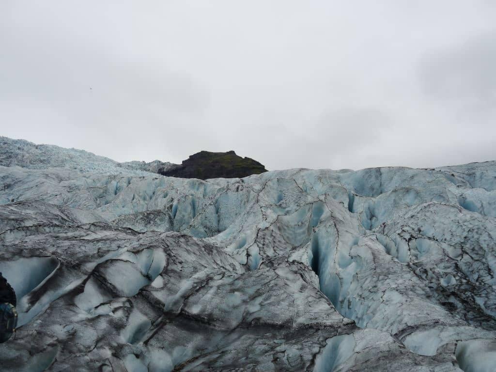 parc national glacier skaftafell