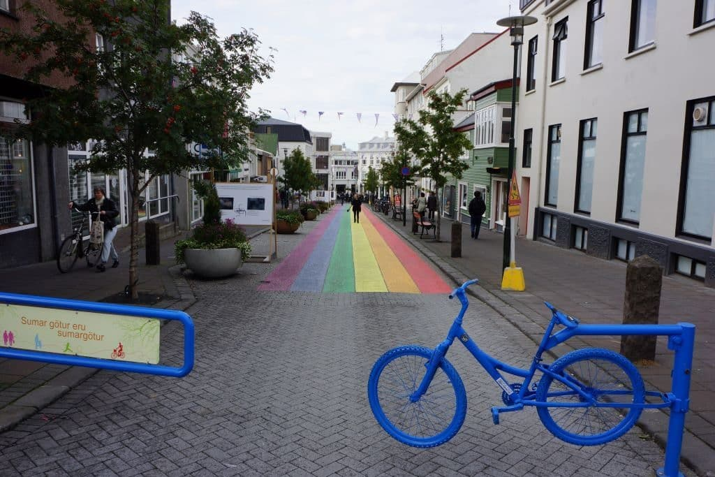 reykjavik capital