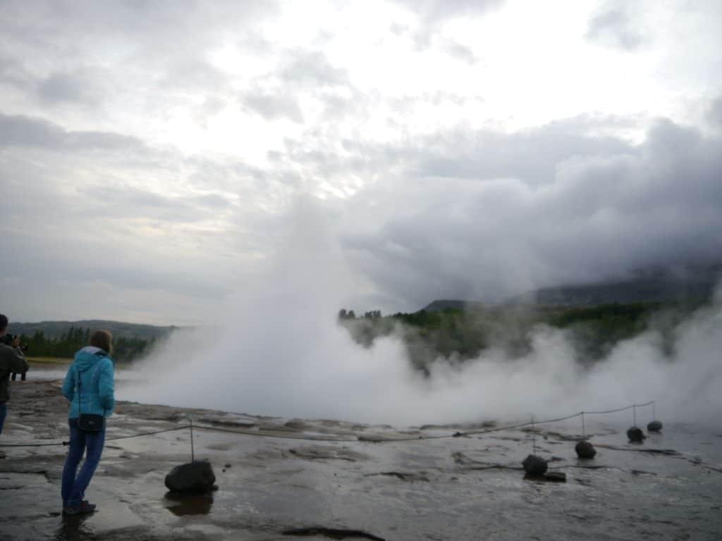 zone geysir que faire en islande