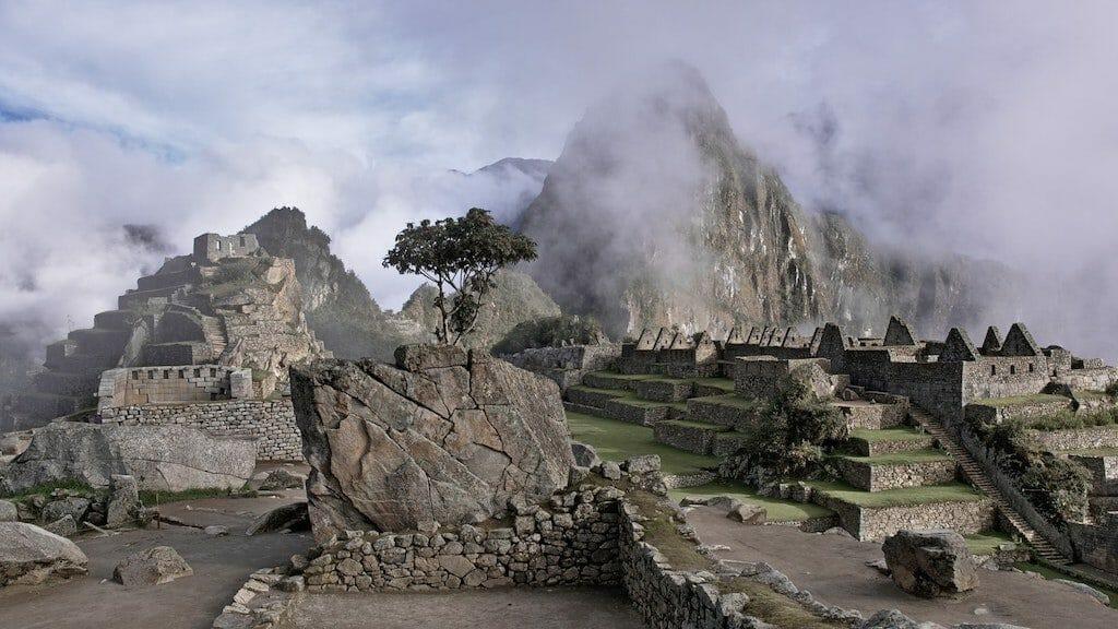 architecture inca machu picchu 7 merveilles du monde