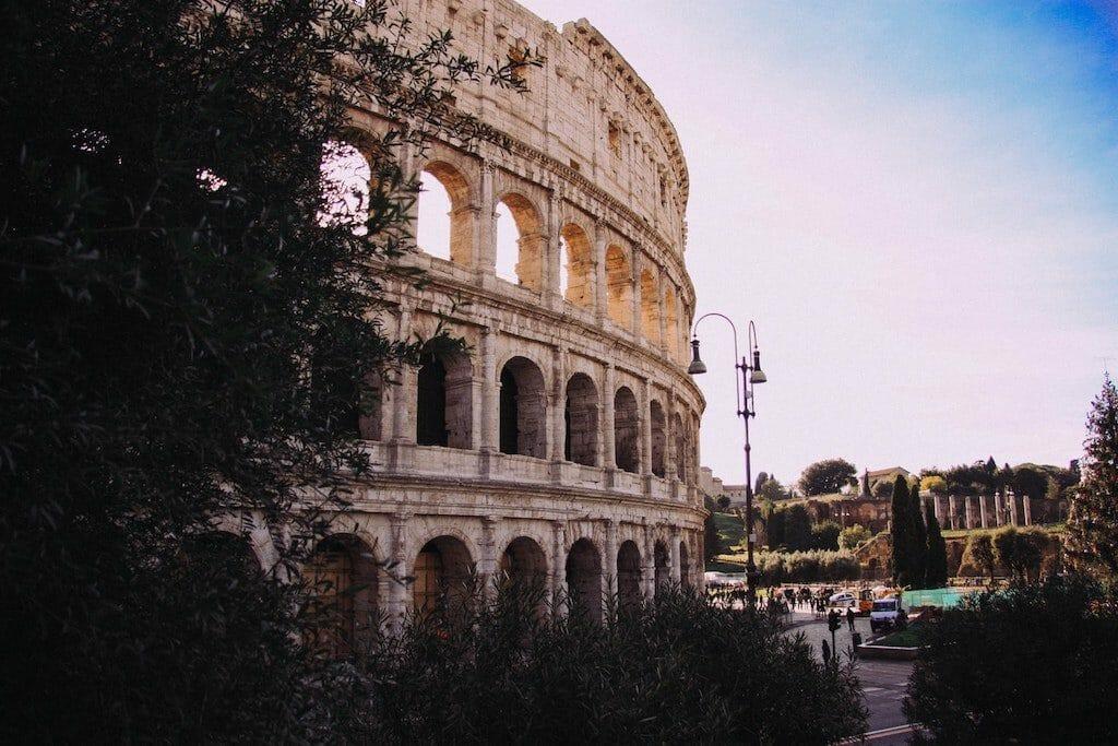 colisee rome 7 merveilles du monde