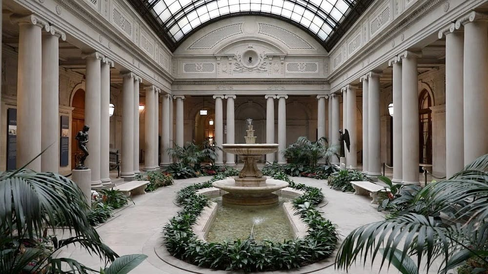 New York musée Frick collection