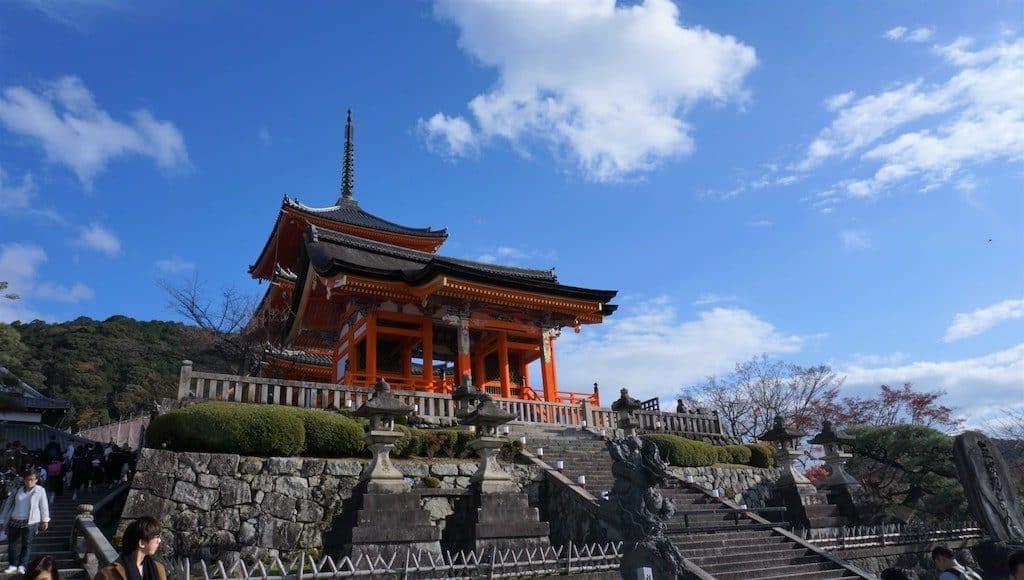 kiyomizu dera japon 7 merveilles du monde