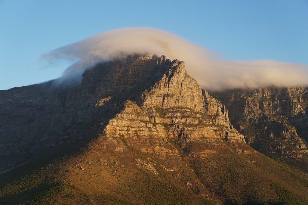 table montagne afrique sud merveilles du monde