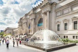 musée de New York MET