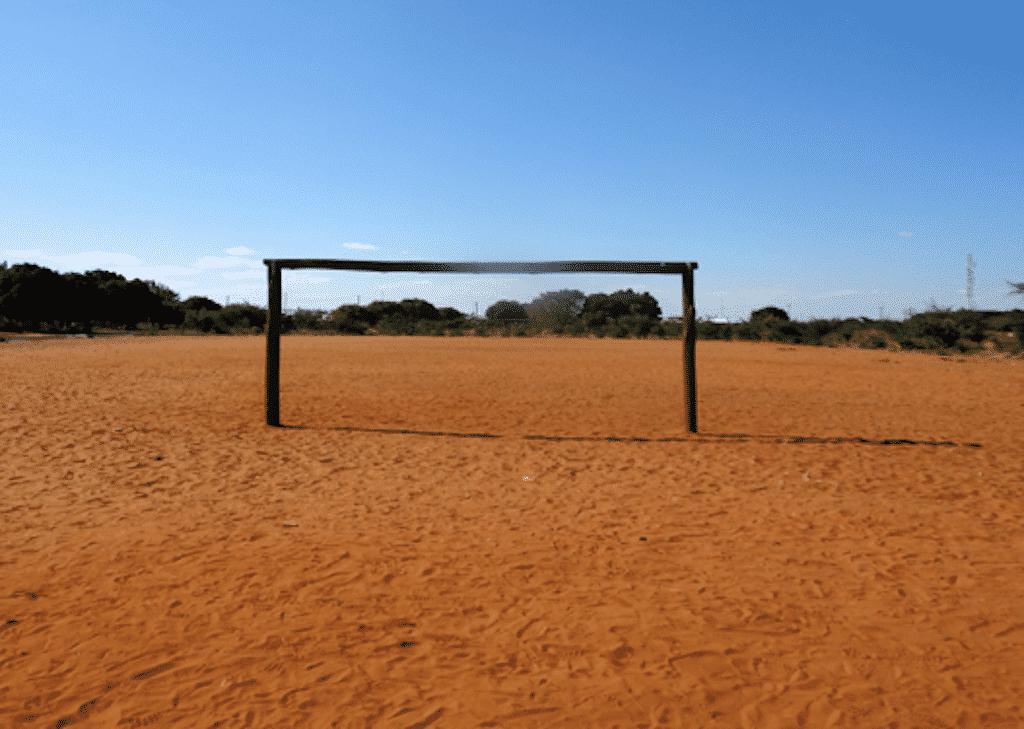 terrain foot zambie