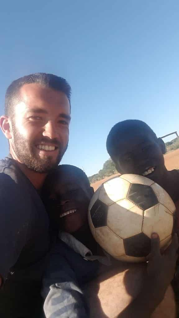 ciours de foot zambie