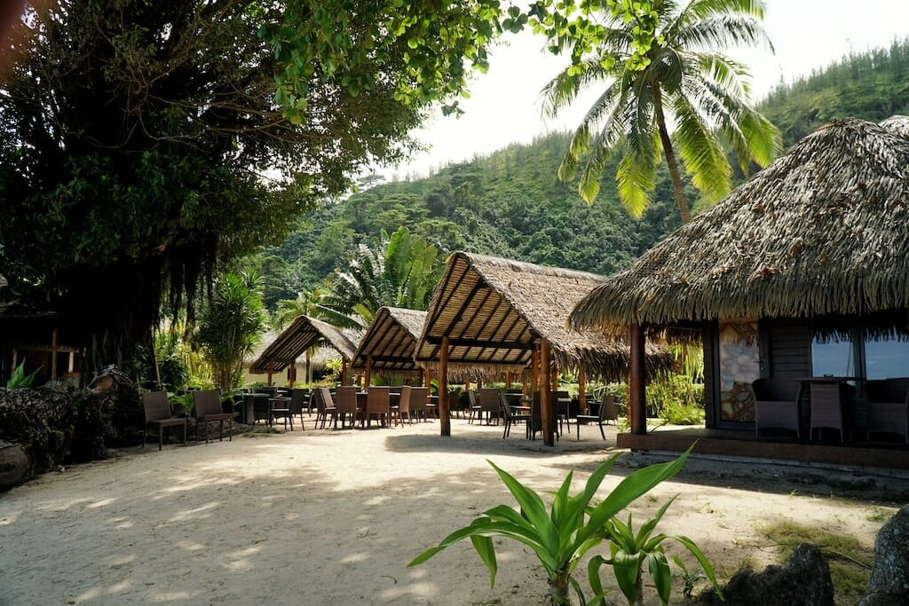 huahine hotel le relais mahana polynesie francaise