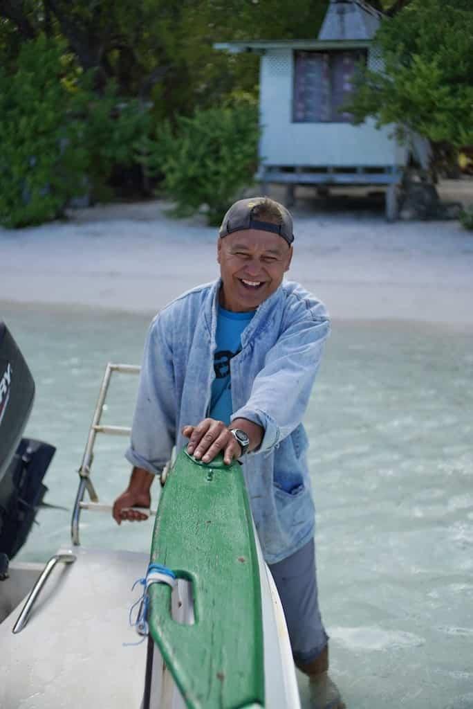 pension ataha motu familiale polynesie francaise