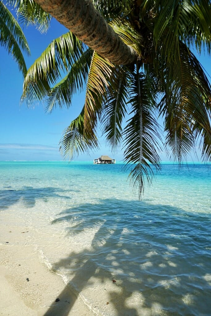 plage huahine polynesie francaise
