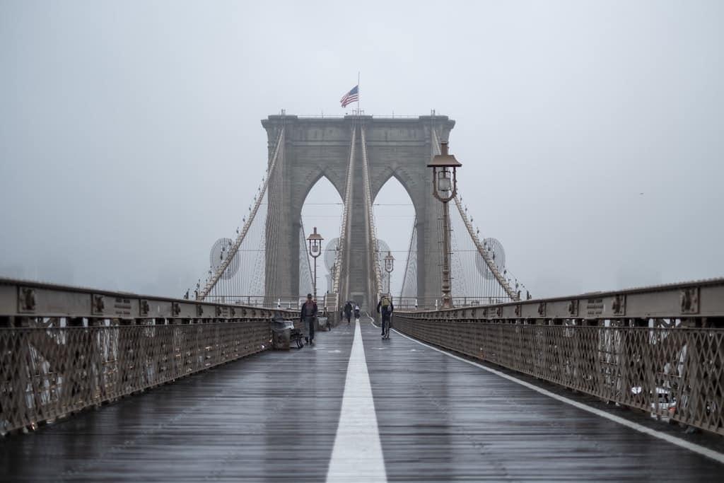 brooklyn bridge visiter brooklyn