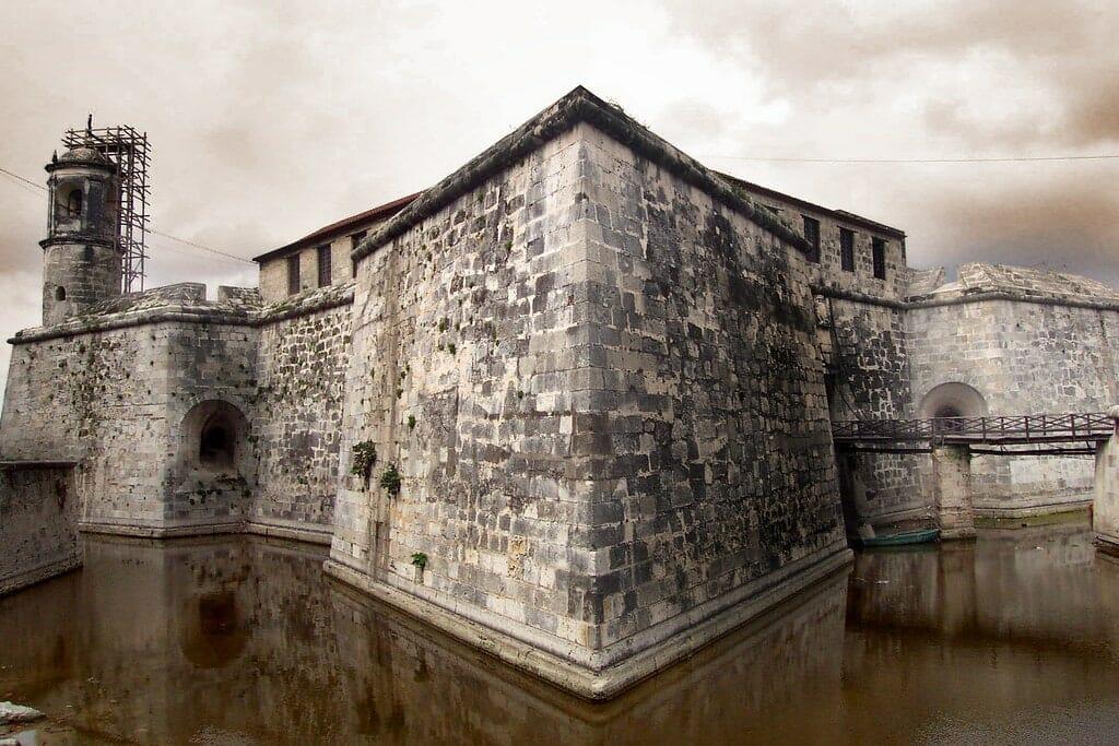castillo real fuerza visiter havane