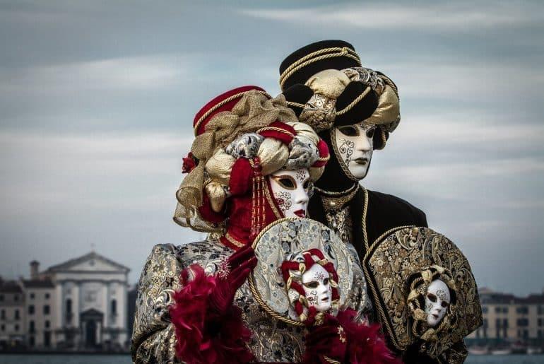 deguisement carnaval venise