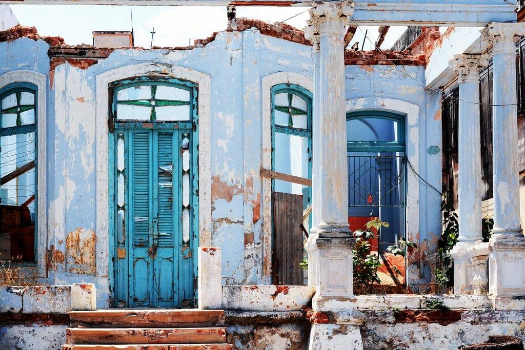 quartier vedado cuba