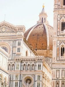 cathedrale dome voyage florence