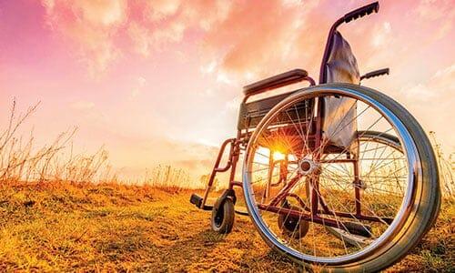 fauteuil roulant transfert voyager sclerose en plaques