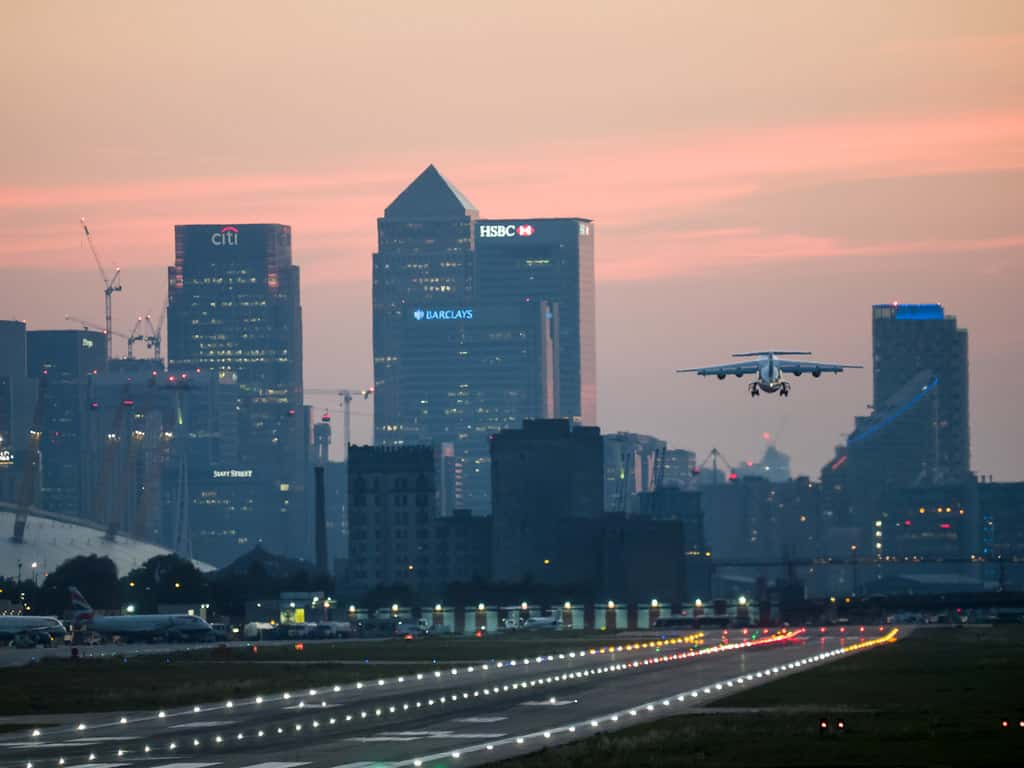 city transfert aeroport londres