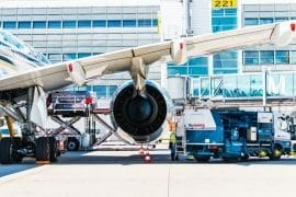 transfert aeroport londres