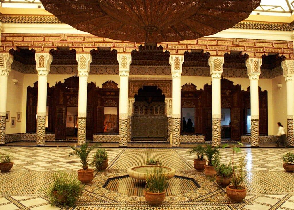 decouvrir musee marrakech