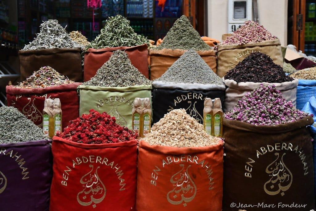 souk epices visiter marrakech